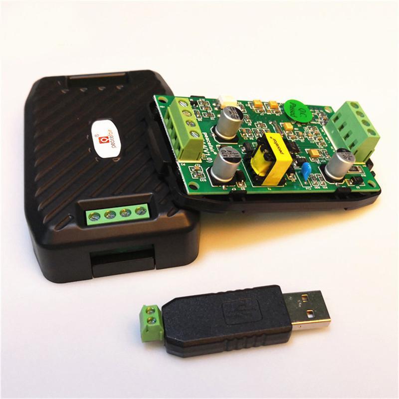 Измеритель мощности переменного тока Litake измеритель энергии RS485 Modbus 220 В 10 А Вольт