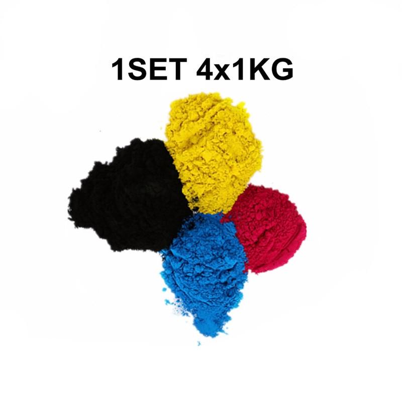 Recarga láser Kits de tóner en polvo de Color C524 C530 C532 C534 C540 C544 C546 C734 C736 C738 impresora