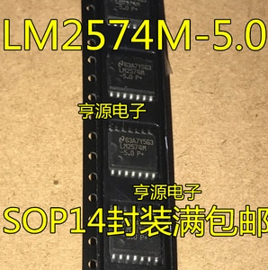 SOP for new import original LM2574MX LM2574M - 5.0-5.0-14 5 v voltage switch chip