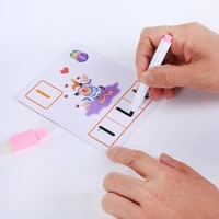 Effective Learning Flashcards Preschool Education With Wipe-clean Pen  Pages for Teachers  Parents