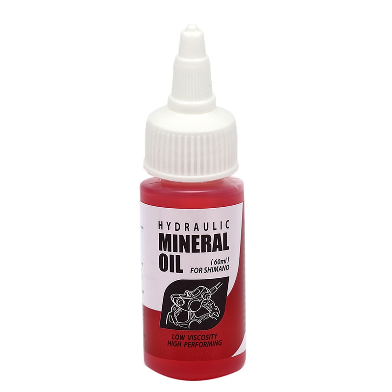 Bicycle Brake Mineral Oil System 60ml Fluid Cycling Mountain Bikes For Bike