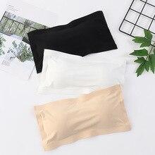 Women Bra Seamless Lingerie Push Up Bras For Women Solid Color Wireless Women Bras Bralette Underwear Female Strapless Bra