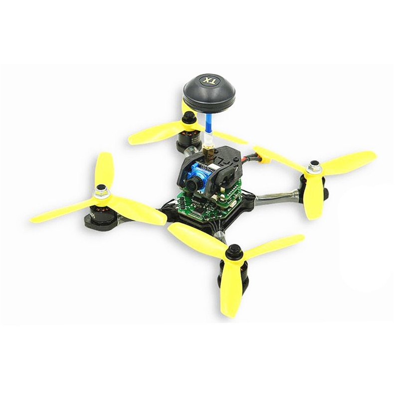 Preventa Vifly X150 150mm F4 OSD 4 pulgadas 4S FPV Racing Drone Quadcopter PNP w/25-600 mW VTX Foxxer flecha 600TVL cámara CCD