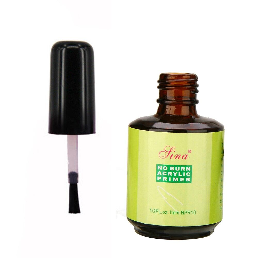 Esmalte de Gel UV para uñas, accesorio de decoración para manicura, Base ácida, sin quemaduras, 15ml