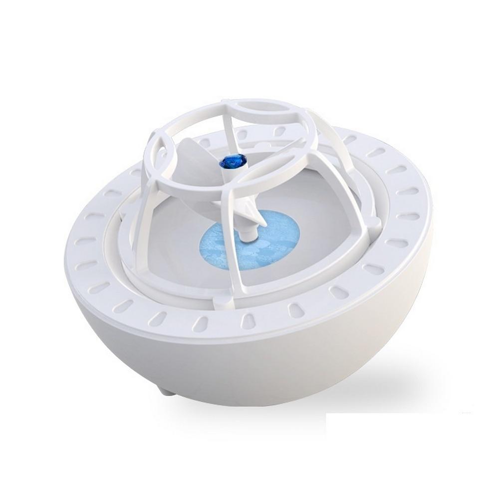 Máquina de Lavar Carregamento Mini Louça Portátil Acessórios Cozinha Frutas Vegetais Lavadora Alta Pressão Água Mais Limpa Ferramentas Usb