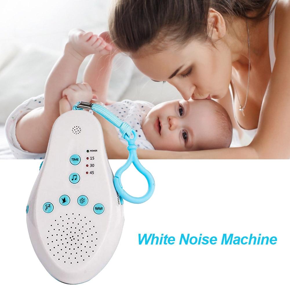 Intelligent Electronic White Noise Music Sleep Instrument Baby Hammock Sleep Instrument Recording Sleep Instrument
