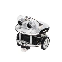 2019 new LOBOT Qbot programmable robot car kit Arduino Scratch3.0 programming suite RC robot toy