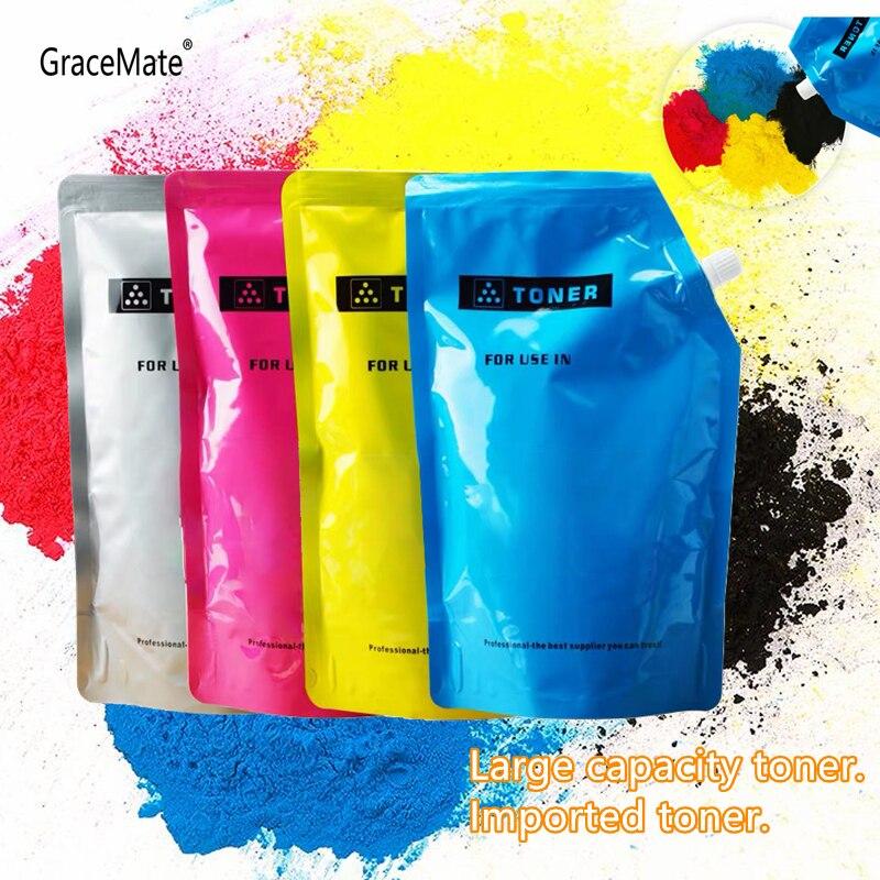 GraceMate اللون عبوة مسحوق تلوين البشرة متوافق لكسمارك CS317 CS417 CS517 CX317 CX417 CX517 CS317dn CS417dn CX417de خرطوشة
