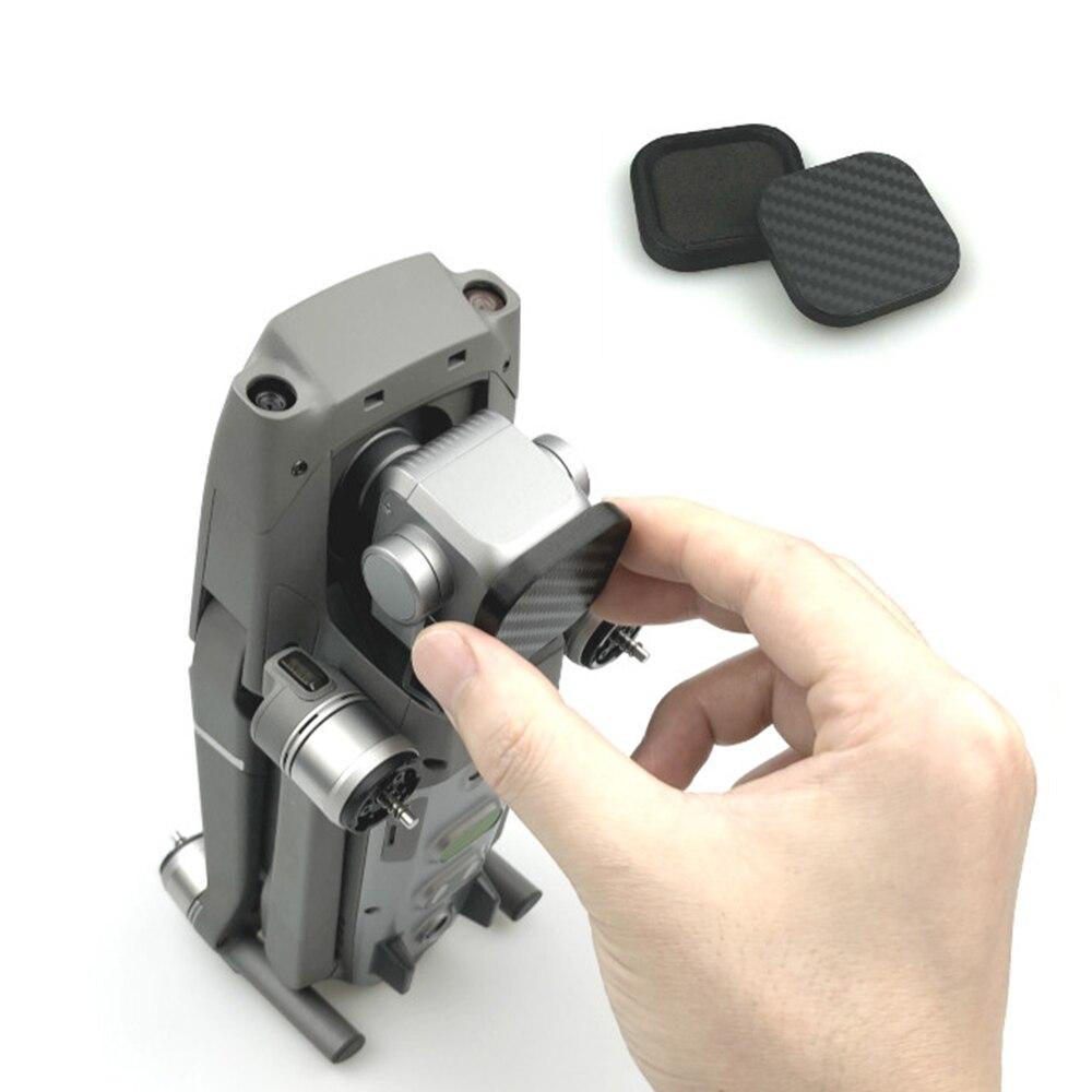 3d impresso para dji mavic 2 pro ferramenta de instalação remoção do filtro clipe superior gps rastreador suporte montagem adaptador zangão acessórios