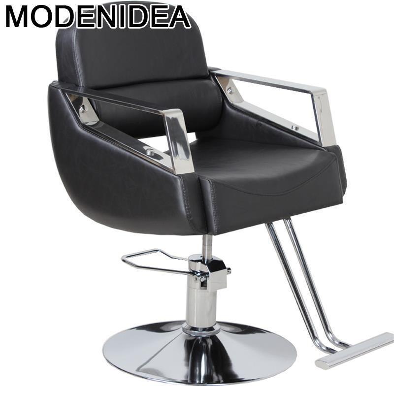 Stoelen, барберо Kappersstoelen Красота салон мебели Sessel кресло Giovanni для Stoel Cadeira магазин Barbearia Парикмахерская парикмахерское кресло
