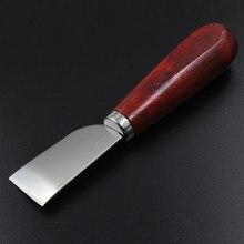 Couteau professionnel à découper en cuir   Couteau à patchwork, lame en acier inoxydable, outil de coupe en cuir, coupe-cuir