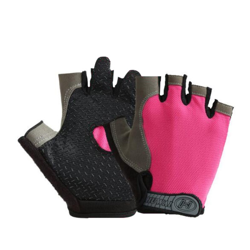 new women lace sunscreen gloves autumn spring lady stretch touch screen anti uv slip resistant driving glove breathable guantes New Cycling Anti-slip Anti-sweat Men Women Half Finger Gloves Breathable Anti-shock Sports Gloves Bike Bicycle Glove