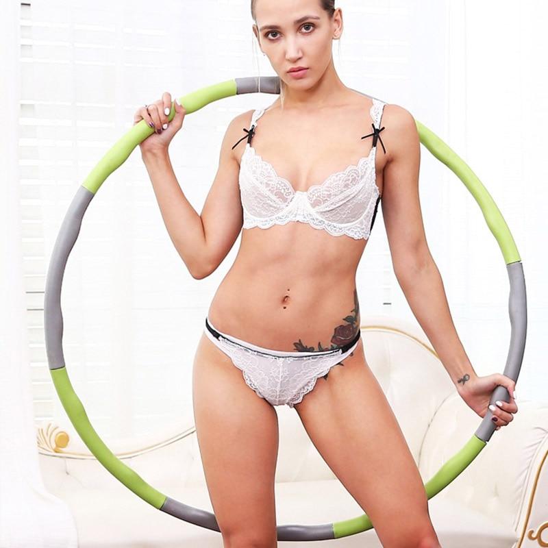 Home workout sports hoop circle Slimming massage hoop fitness excercise gymnastic yoga hoop accessor