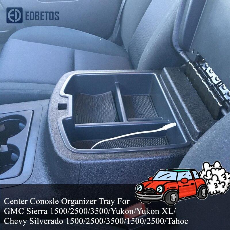 Suburban Center органайзер для Chevrolet Avalanche Chevy Tahoe Silverado Suburban 1500 2500 GMC Sierra пикап Yukon Denali