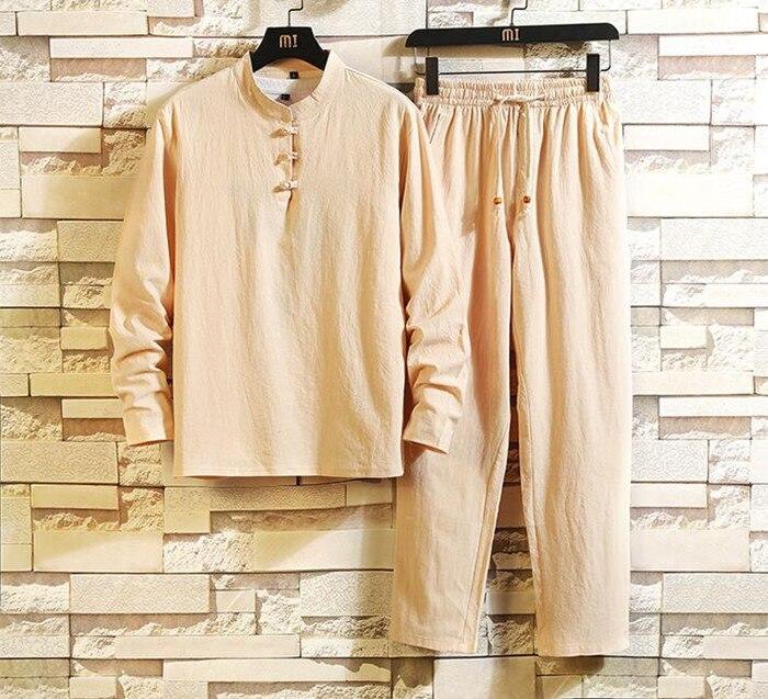 Pantalones De Lino Para Hombre 30 2021