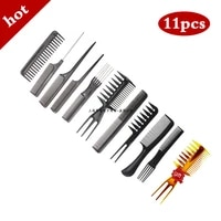 new arrivals professional hair brush comb salon barber hair comb hairbrush hairdressing combs hair care styling tools free gift