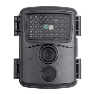 Hunting Camera 12MP Outdoor Waterproof PIR Infrared Night Vision Tracking Reconnaissance Game Camera+32G Memory Card