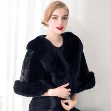Teddy manteau noir blanc peau de mouton veste femme fausse fourrure Cape cuir gilet Shaggy chaud épais de haute qualité élégant Style russe