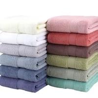 17 colors japanese pure cotton super absorbent large bath towel thick soft bathroom towels comfortable bath towels 70x140cm
