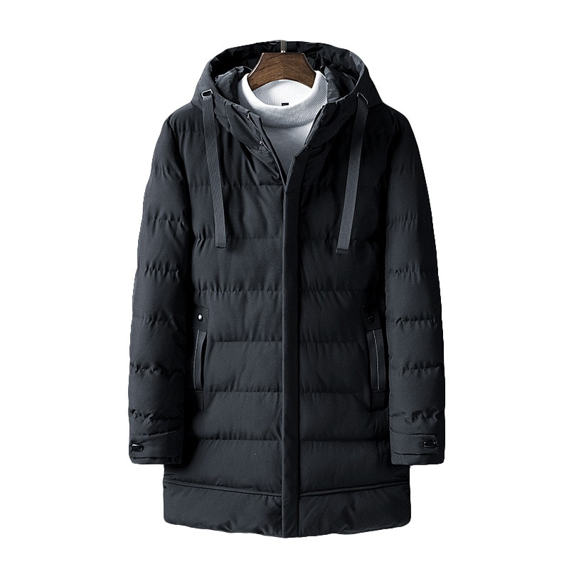 куртка утепленная jackets industry jackets industry ja036emhcit6 Winter Men's Jackets, Cotton Jackets, Men's Down Jackets, Mid-length Trendy Thick Padded Jackets, New Warm Cotton Jackets For