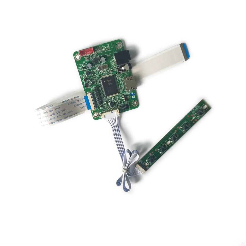 WLED 1920*1080 DIY عدة ل B173HAN01/B173HAN04/B173HTN01 شاشة الكريستال السائل لوحة تحكم لوحة 30 دبوس EDP كمبيوتر محمول