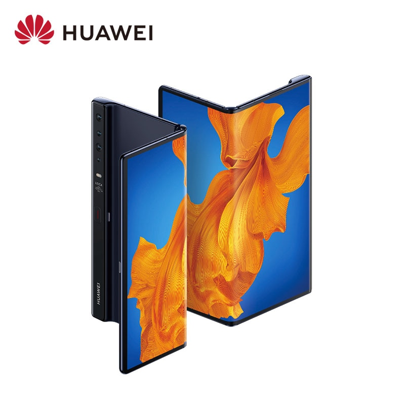 "Huawei Mate Xs 5G Mobile Phone Smartphone Cell Phone 40MP Leica Quad Camera 4500 mAh 8"" Foldable FullView Display App Gallery"