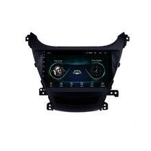 Android 10,1 Für HYUNDAI ELANTRA Avante 2011 2012 2013 2014 2015 Multimedia Stereo Auto DVD Player Navigation GPS Radio