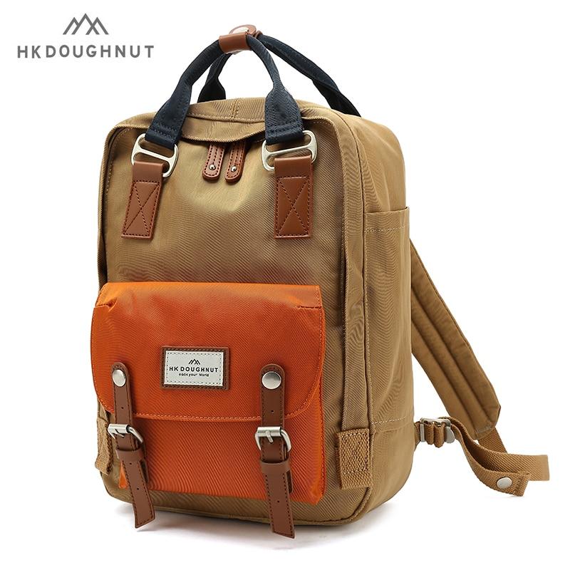 Нейлоновый городской рюкзак для мальчиков, Сумка с пончиками, рюкзак для женщин, водонепроницаемые школьные модные рюкзаки для женщин 2021, с...