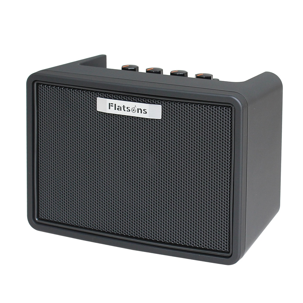 FGA-3 портативный гитарный усилитель мини 3 Вт гитарный усилитель динамик для акустической/электрической гитары укулеле 6 * AA батареи USB источник питания