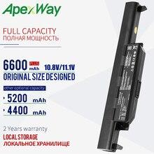 ApexWay 11.1v X55a Batterie Pour ASUS A32-K55 a32 k55 Série A33-K55 A41-K55 A75A A95 A55D Série K45D K45VM A45A A45DE X75V