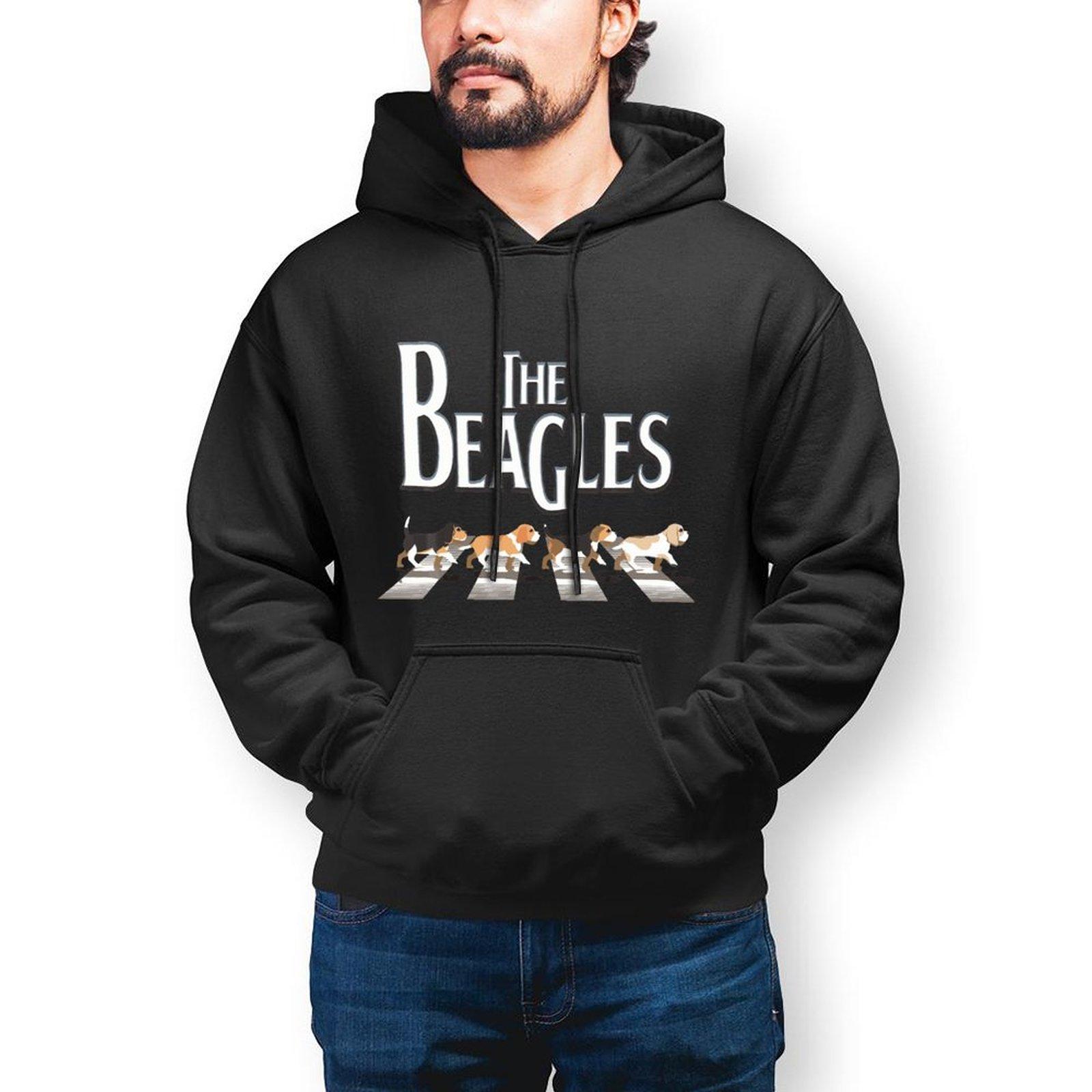 Толстовка с капюшоном для собак, хлопковый пуловер для улицы, толстовка, зимняя длинная стильная толстовка для Мужчин XL
