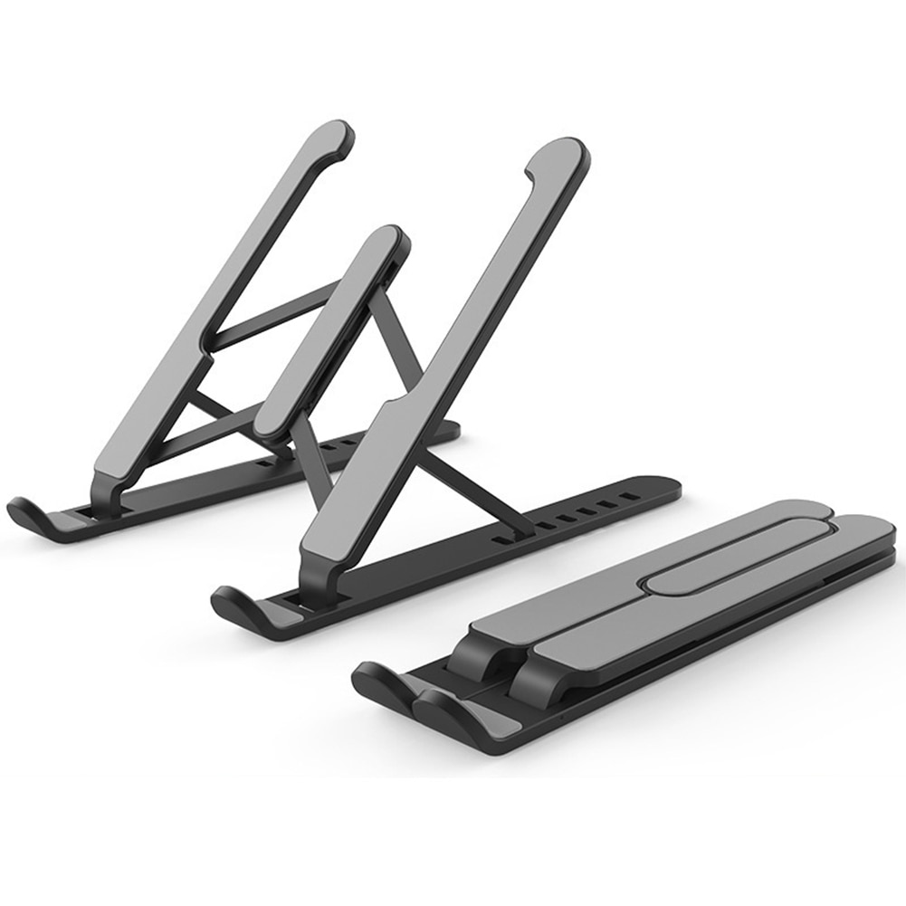 Laptop Support Holder Foldable Notebook Tablet Cooling Stand For Macbook Pro Computer Laptop Stand C