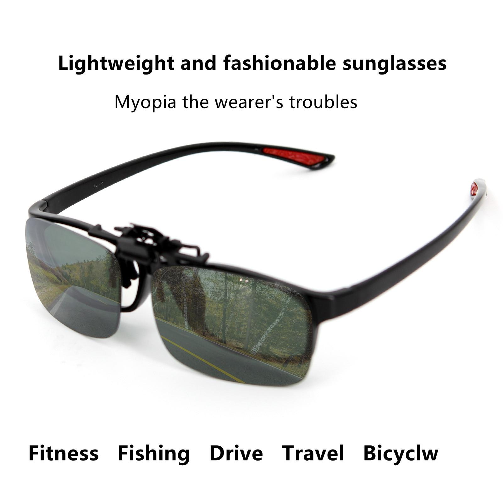Автомобильные очки с защитой от Уфа, солнцезащитные очки для вождения, ночного видения, солнцезащитные очки с клипсой, унисекс, для дневной ...