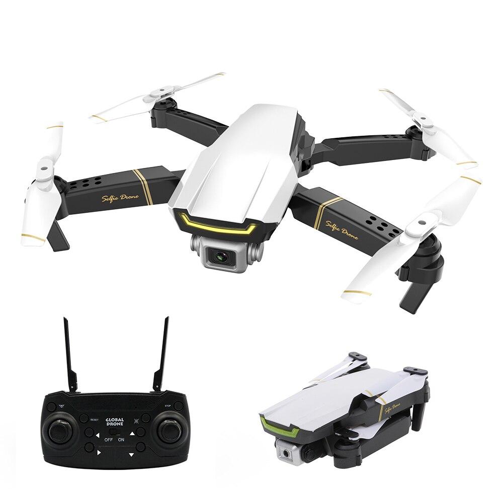 Глобальный GW89 дрона с дистанционным управлением с 1080P Камера HD и поддержкой Wi-Fi FPV жест Фото Видео удержания высоты складной Квадрокоптер с дистанционным управлением для начинающих против E58