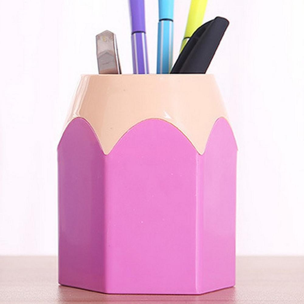 New pencil case, stationery, clean desk, school office supplies, multifunctional case