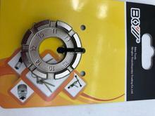 Kits doutils de réparation de vélo multifonctions coupeur de chaîne support inférieur dissolvant roue libre extracteur de manivelle outils denlèvement vtt