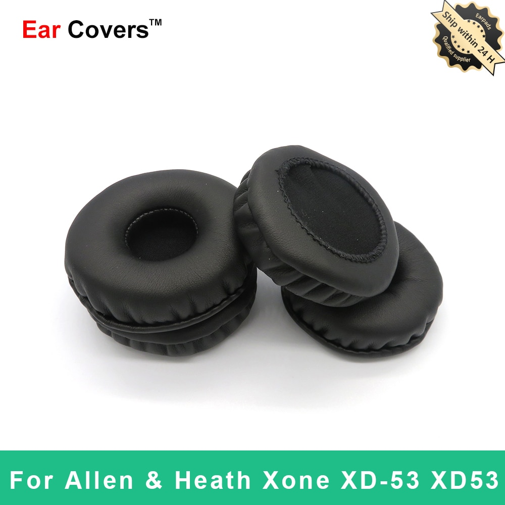 Almohadillas para los oídos para Allen & Heath Xone XD-53 XD53, almohadillas...