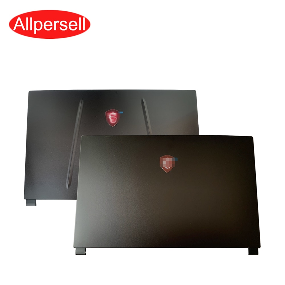 Portátil caso capa superior para msi gp75 gl75 MS-17E4 lcd de volta escudo da tela borda quadro