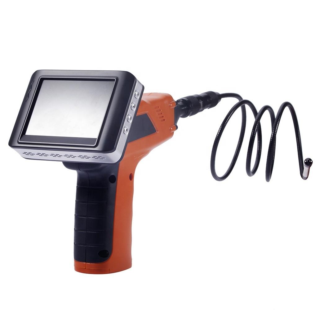 8805AL المحمولة الصناعية كامير فيديو للمنظار الداخلي كاميرا المنظار الصناعي وكاميرا أنبوب الكشف