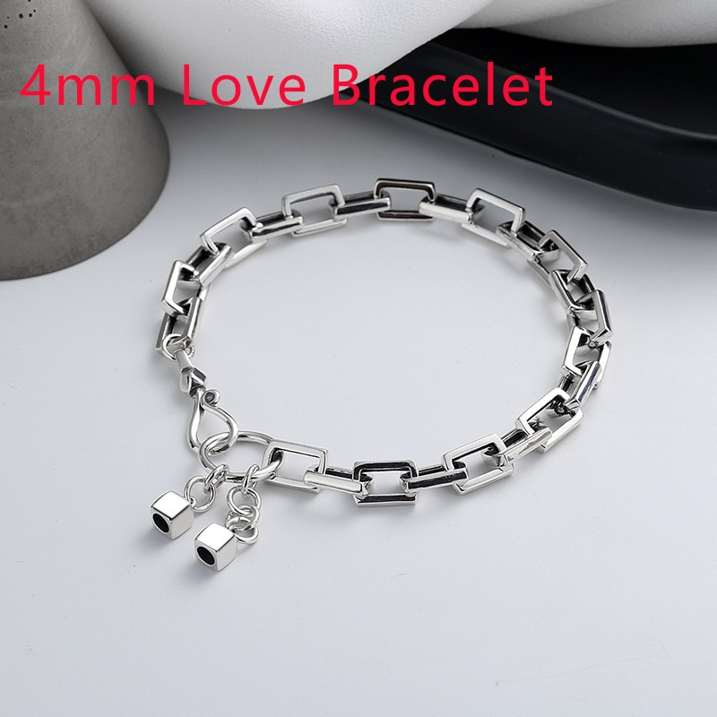 2021 New Hot-Selling Luxury Love Couple Bracelet Men And Women Classic Wild Fashion Temperament Pers