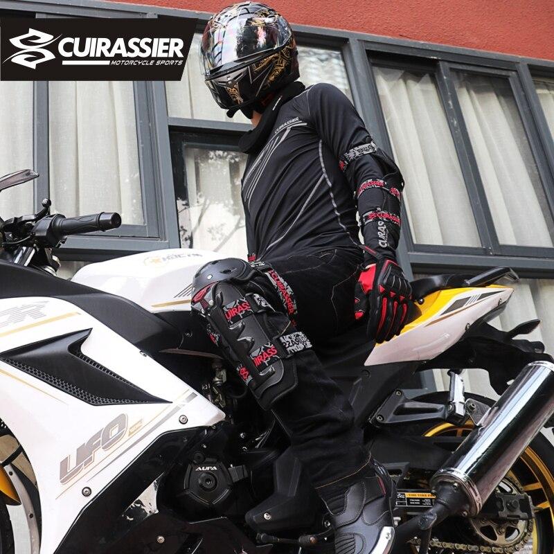 Motorcycle Protective kneepad MX Off Road Knee Pads Protector Moto Racing Dirt Bike Guards Motocross Protection Cuirassier Motos enlarge