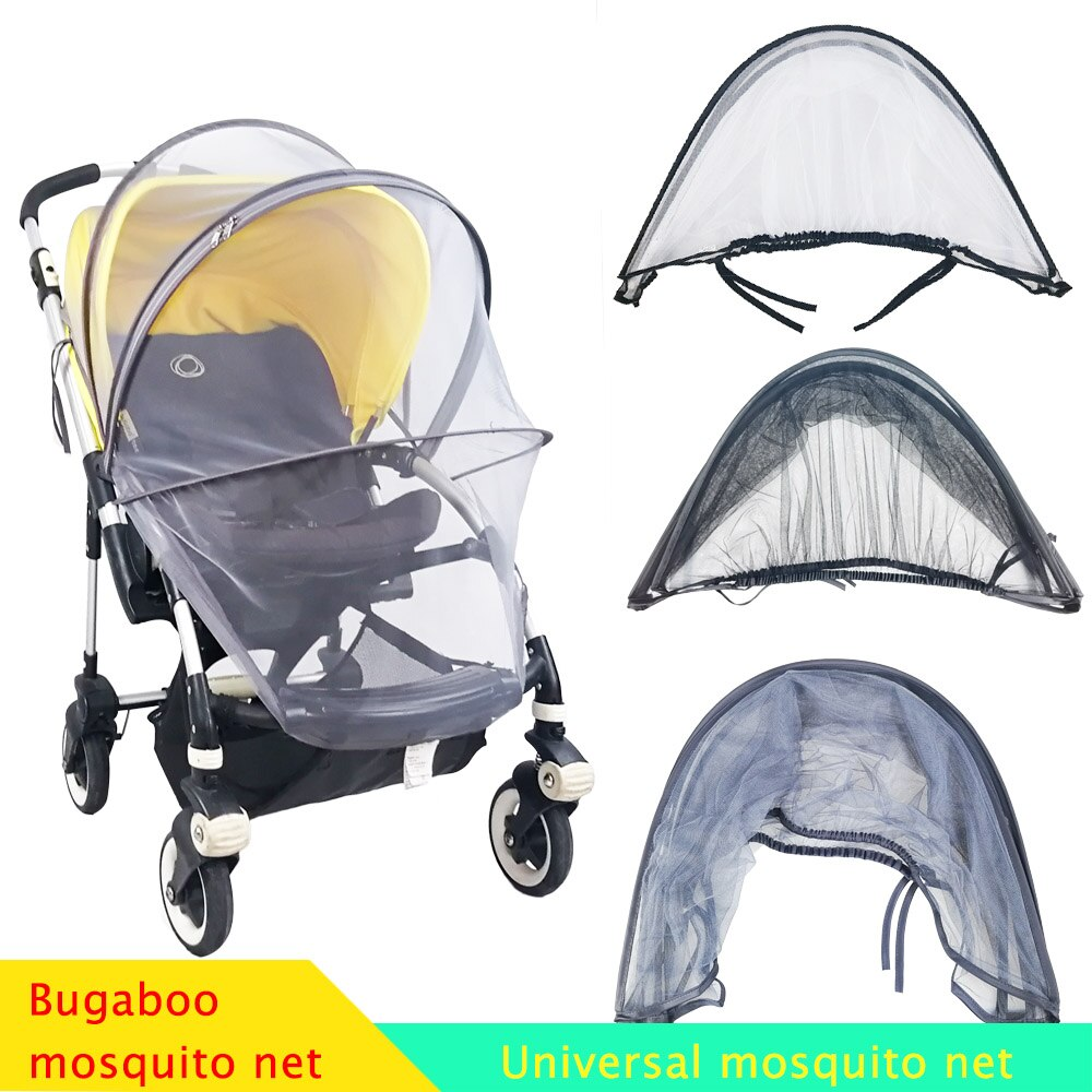 Baby Stroller Mosquito Net For Bugaboo bee+ bee3 Stroller Accessories Pushchair Safe Mesh Buggy Crib Full Cover Netting