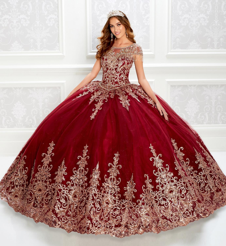 Vestido de quinceañera Burdeos 2020 con encaje Floral, apliques de cuentas, vestido de baile de quinceañera, vestido de quinceañera, vestido de 16 cm personalizado