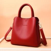 pu fashion luxury designer handbag ladies bag 2021 new trend single shoulder work bag solid color messenger bag small square bag