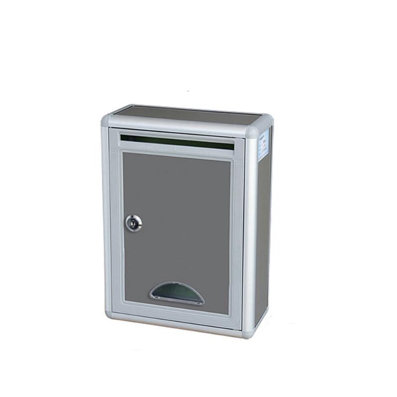 215*105*285 мм коробка для сбора писем, коробка для жалоб, коробка для газет, почтовая коробка