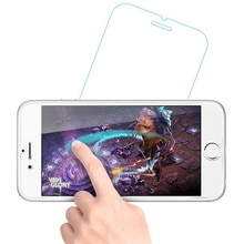 1PCS For Apple IPhone6 6s 7 8 SE2 100% Genuine Tempered Glass Film Screen Protector Mobile Phone Acc