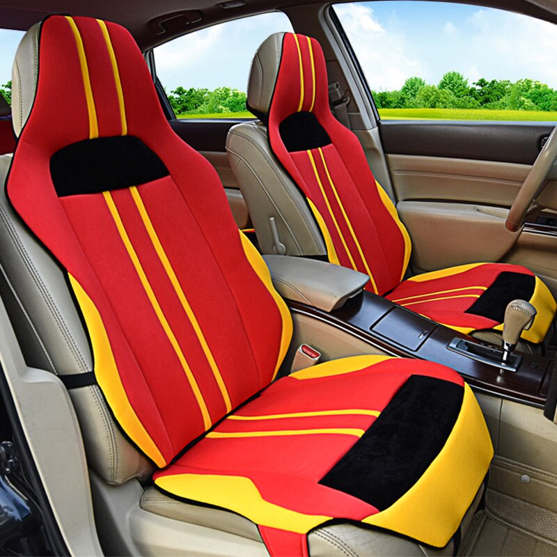 Cojín para asiento trasero y delantero de coche, tela de malla Universal para Aston Martin, Audi TT, Mercedes Benz, SLC, bmw, Z4, Porsche 718, nuevo
