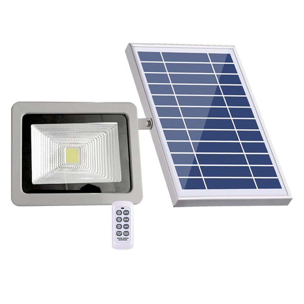 outdoor waterproof IP65 wireless remote control solar flood garden street light led lights Christmas Festoon Light led varal