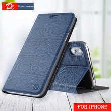 Роскошный тонкий кожаный чехол с отделениями для банковских карт для iPhone 6, 6s, 7, 8 plus, XS Max X XR 5 5s SE 2020 ПК чехол-бумажник с карманами для карт подс...