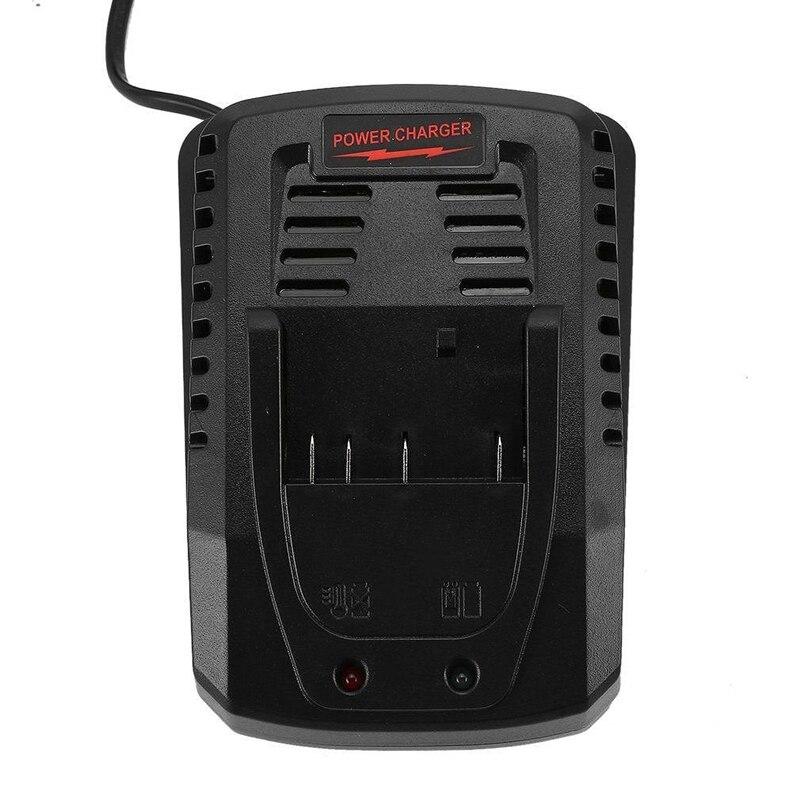 Cargador de batería Li-Ion para Bosch 14,4 V 18V Bat609 Bat609G Bat618 Bat618G cargador Al1860Cv Al1814Cv Al1820Cv (enchufe de la UE)